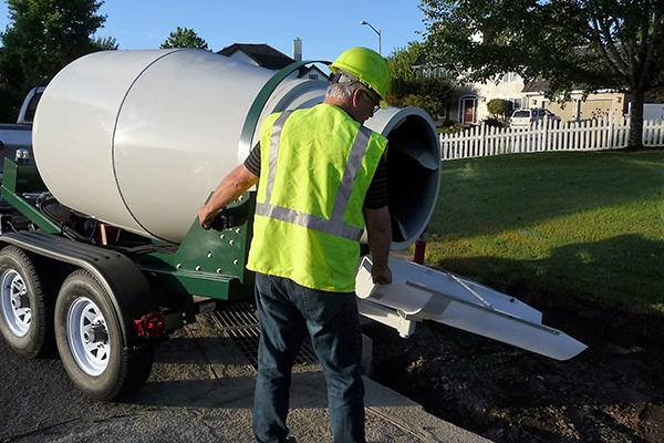 1-yard concrete mixer, 2-yard concrete mixer, 3-yard concrete mixer, cement mixer