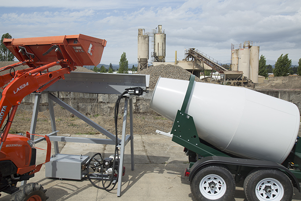 Portable Concrete Mixer Specialist