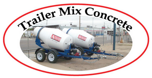 1-yard mixing trailer changed U-cart delivery for ever